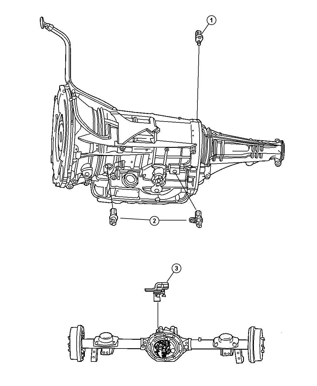 2004 Dodge Ram 1500 4x4, 5.7L V8 HEMI MDS VVT, 6-Spd