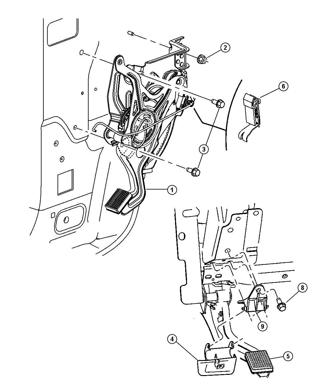 Service manual [2006 Chrysler Pacifica How To Adjust