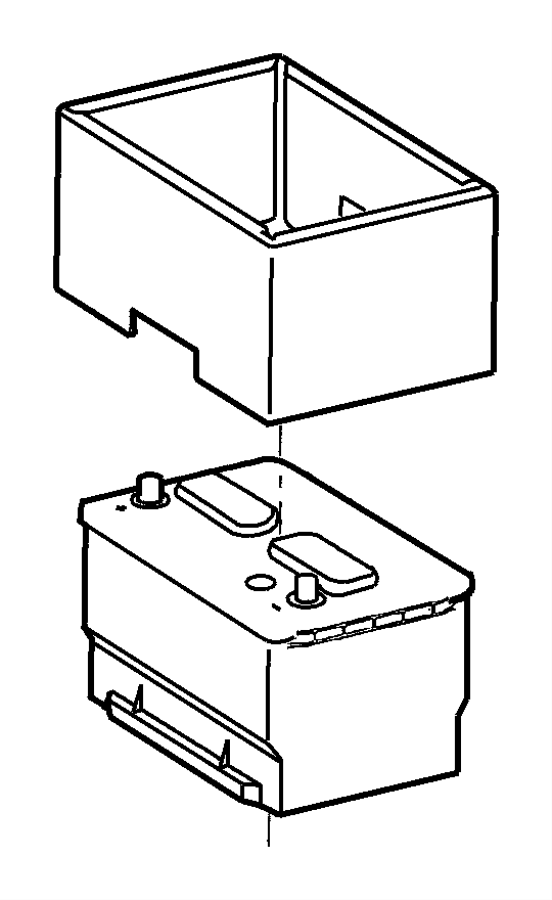 Battery Tray and Wiring
