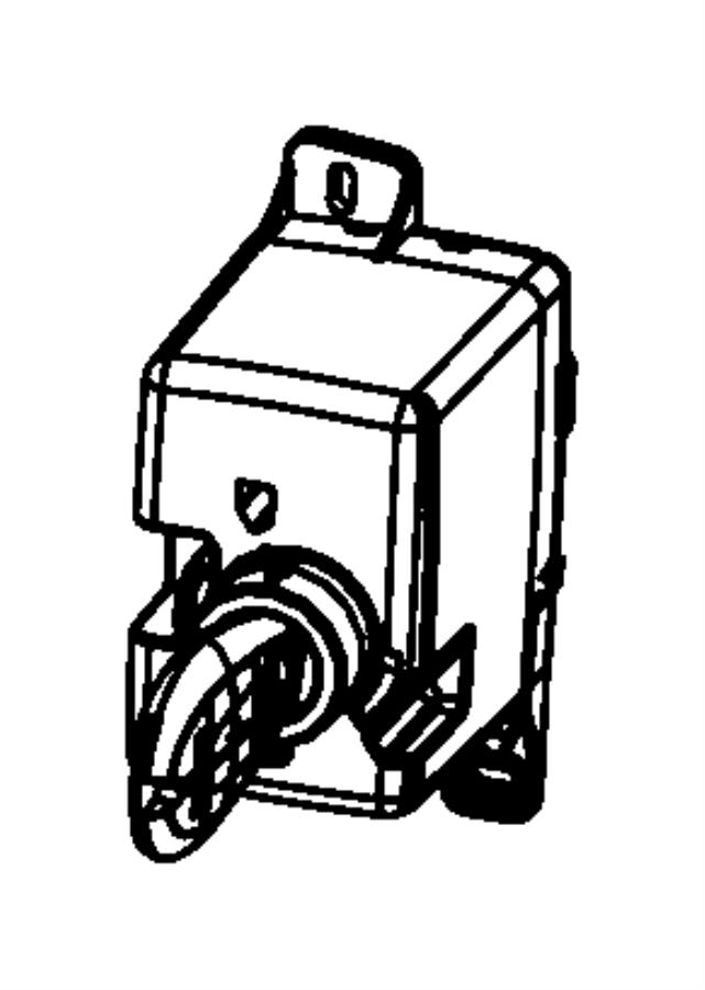 Switches Instrument Panel