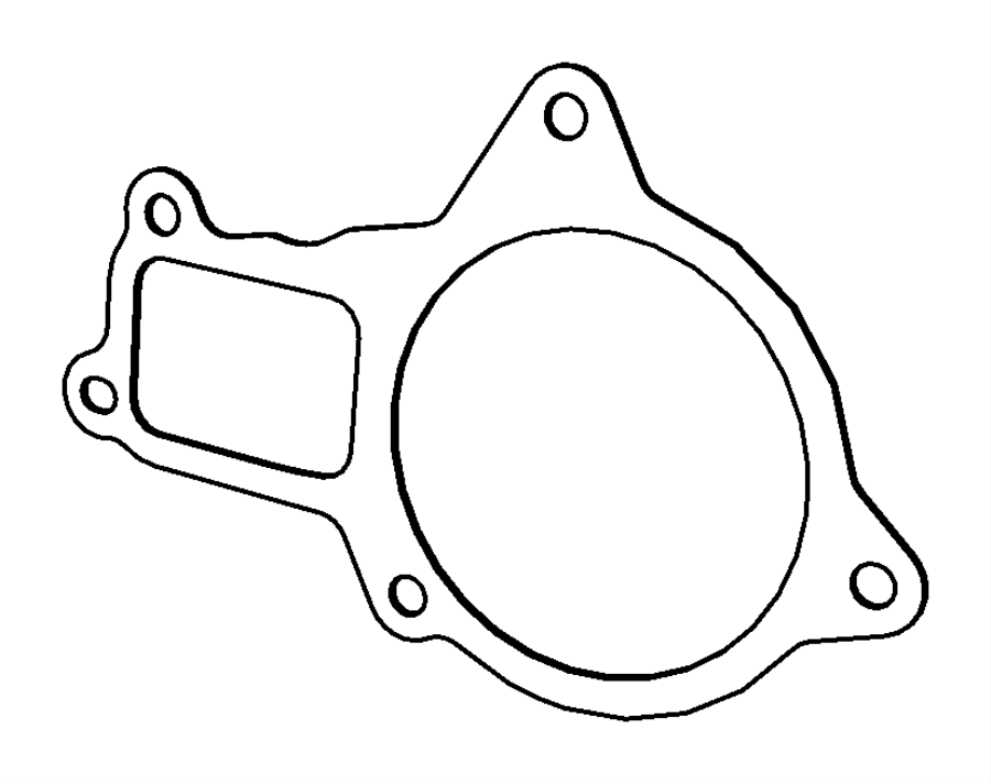 Water Pump and Related Parts