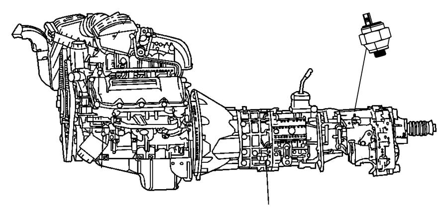 2013 Dodge Ram 5500 Switches, Instrument Panel
