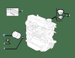 MOPAR Store OIL FILTER (Essential Part)