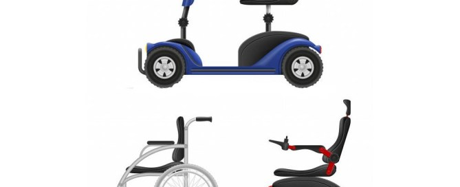 portable scooter for elderly