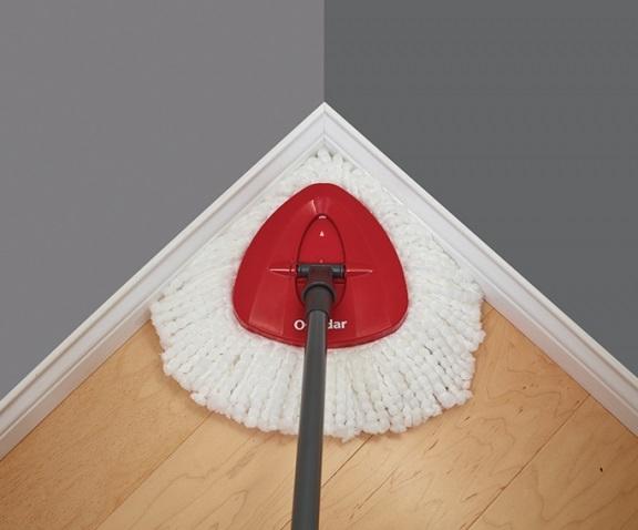 O Cedar Easywring Spin Mop Review Mopfloor