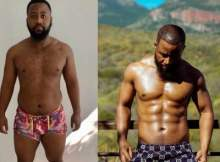 Cassper Nyovest expensive dad body