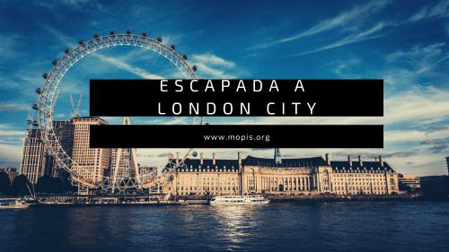 Escapada a Londres con  niñ@s!