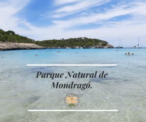 Parque Natural de Mondragó.