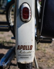 Apollo, världsmästarmopeden