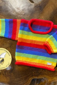 Mopsie's Rainbow Baby Jumpers