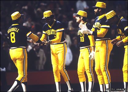 Pittsburgh Pirates 1979 Fam-A-Lee