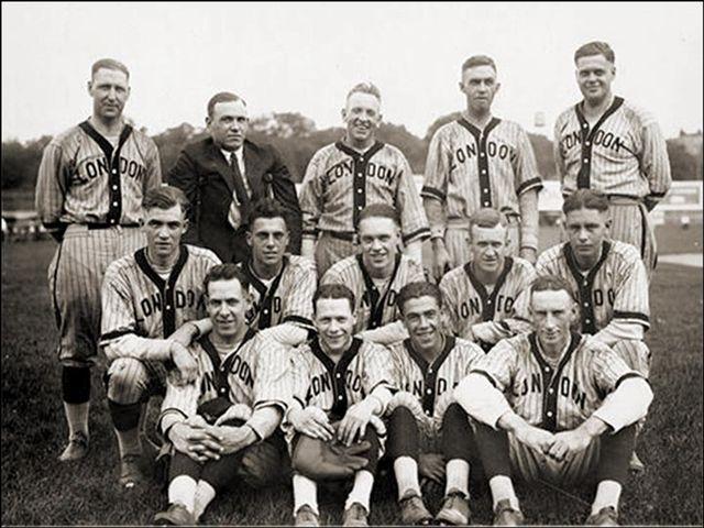 1925 London Braves