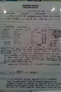 Johan Santana Scouting Report