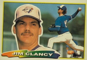Jim Clancys Near Perfect Game Mop Up Duty