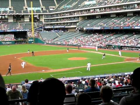 Progressive Field Review