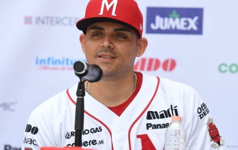 Roberto Osuna Diablos Rojos