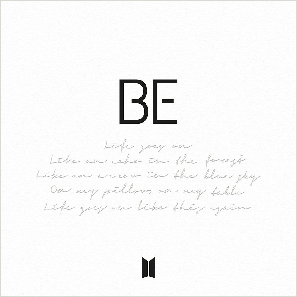 "Track by Track: BTS, ""BE"""