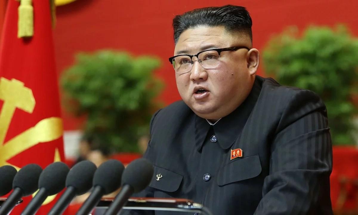 """Corea del Norte: Kim Jong Un admite fracaso de su plan económico en """"casi todas las áreas"""""""