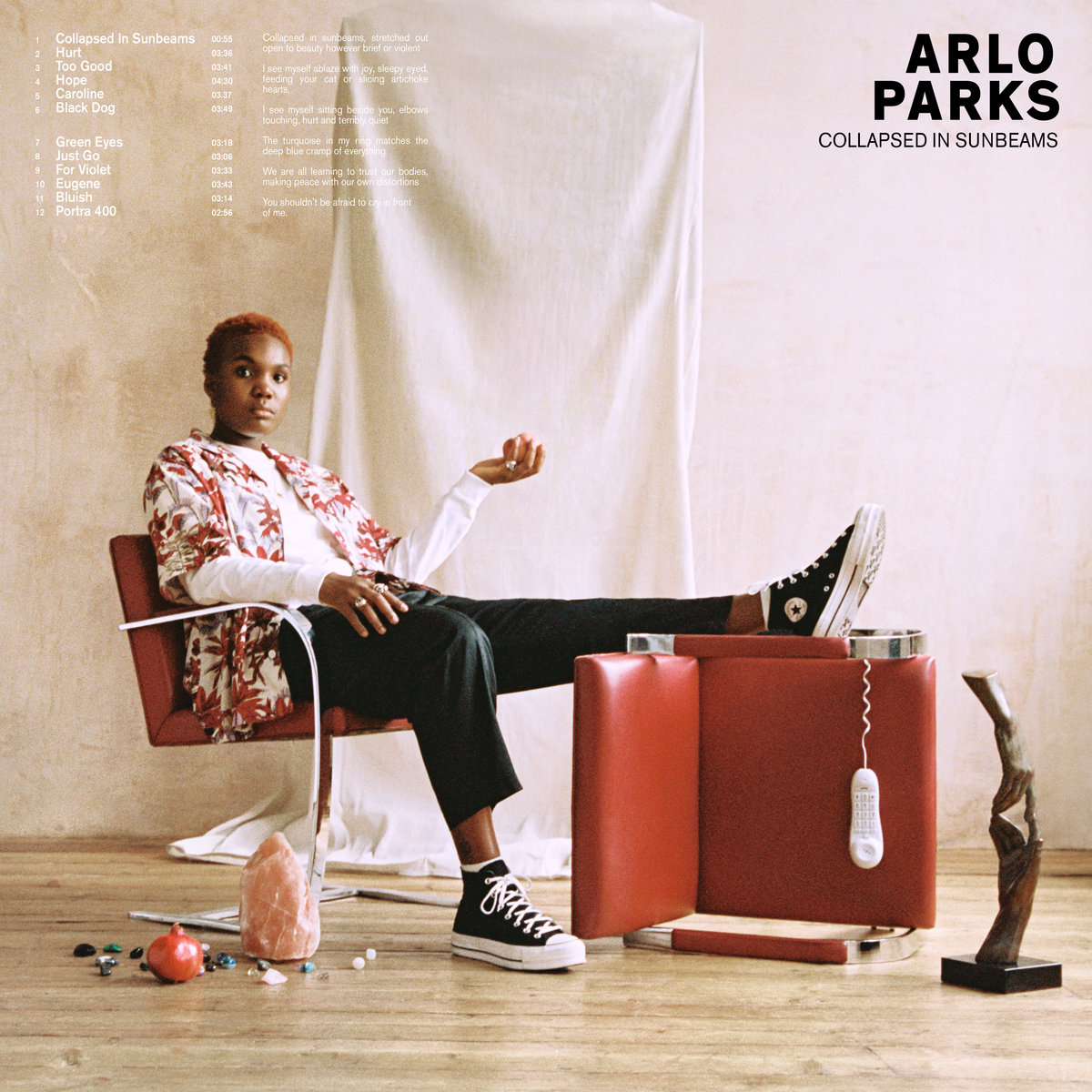 """Track by Track: Arlo Parks, """"Collapsed in Sunbeams"""""""
