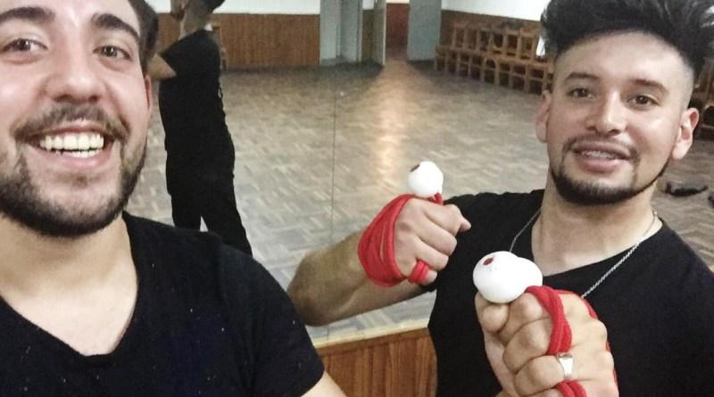 Juan Manuel y Juan Manuel, los maragatos clasificados al Got Talent Uruguay