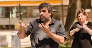 Óscar Andrade estará en el departamento por el SI a la derogación de la LUC