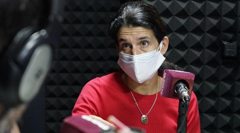 """Lorena Saavedra: """"Las ollas populares son ausencia de Estado"""""""