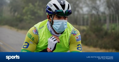 Ciclismo: Pablo Anchieri se quedó con la tercera etapa del campeonato de inverno