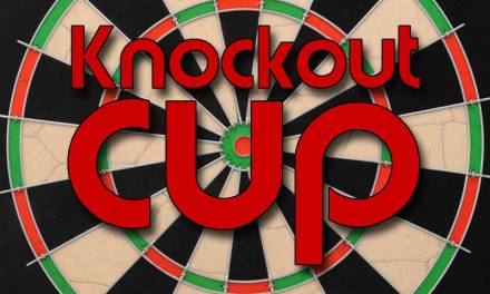 Knockout Cup final April 24th @ Premium Bar