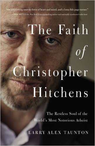 The Faith of Hitchens (book cover)