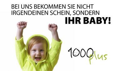 1000plus für das Leben