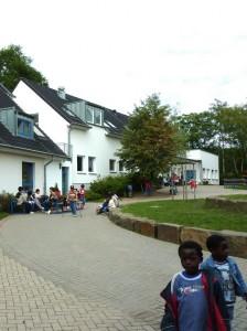 Moralblog-Besuch im Friedensdorf International