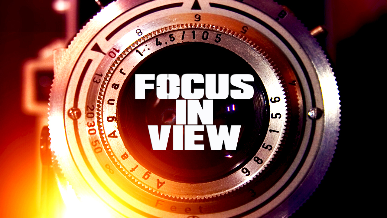 Focus in View