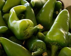 Fresh Mosco Chile Peppers