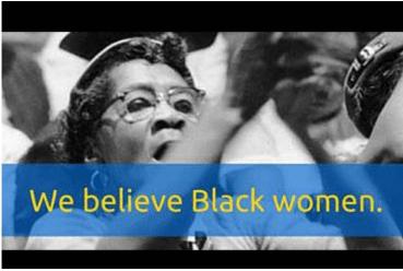 we believe black women