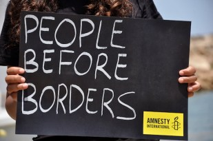 Human Rights Action Camp in Lampedusa