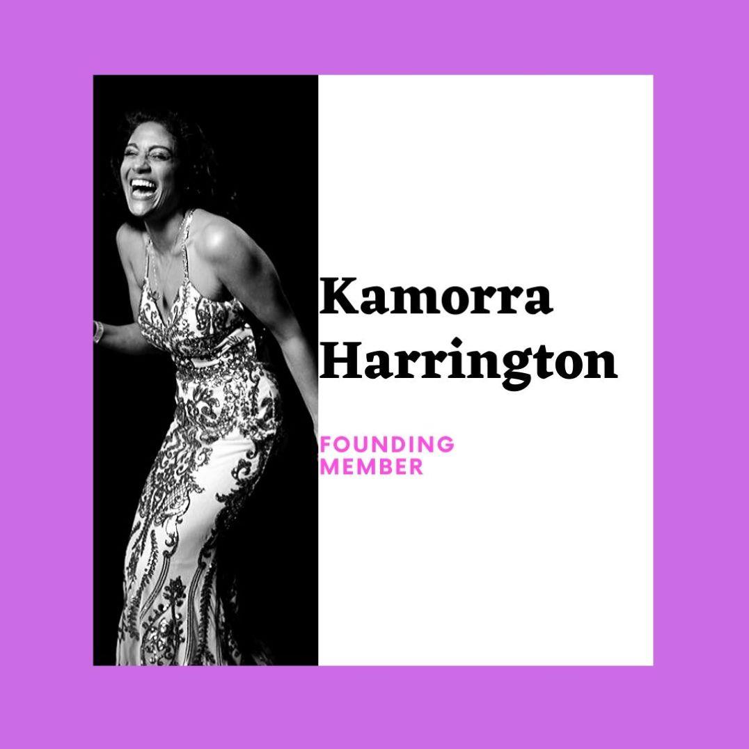 CT Black Women Kamorra Harrington