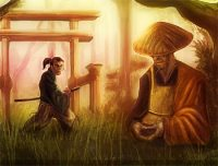 Comparing Ourselves to Others Story - Zen Master and Samurai Moral Stories