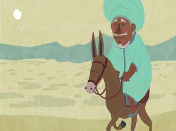 Nasrudin Wisdom Stories with Moral - Helping Others Different Perspective