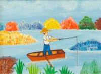 Fisherman Story - King Reward Good Short Story with Moral Lesson