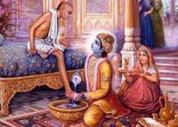 Krishna Sudama Story in English - True Friendship Moral Stories for Kids