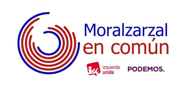 Moralzarzal en Común logo