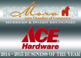 2014-2015 Business of the Year - ACE Hardware