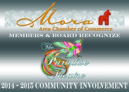 Community Involvement Award - Paradise Theatre