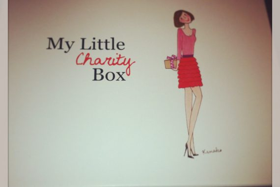 My Little Charity Box