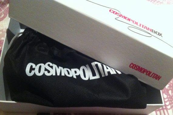CosmoBox : Décembre 2012