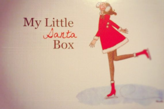 My little Santa Box