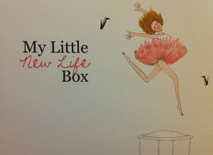 My litte new life box