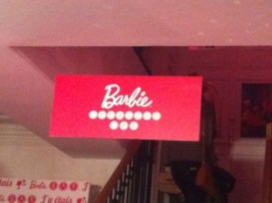 Barbie Factory Bar