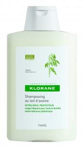 Klorane Shampooing au lait d'avoine