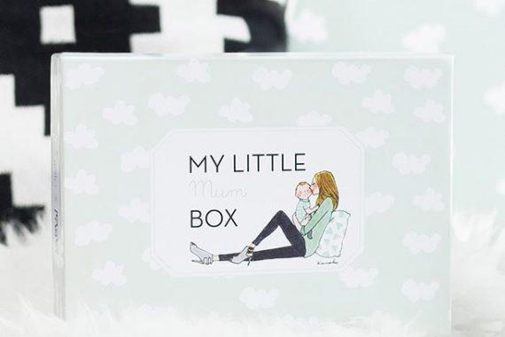My Little Mum Box pour les mamans